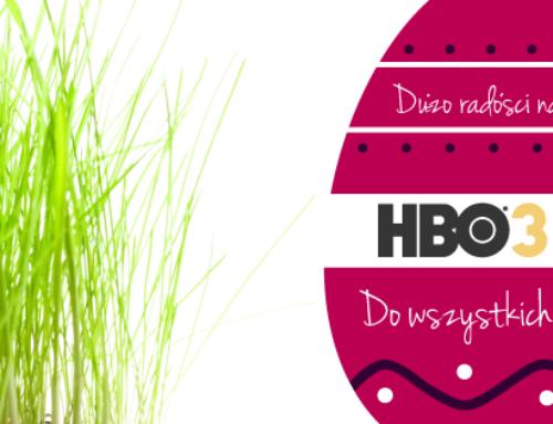 Darmowe HBO3 na Święta Wielkanocne!